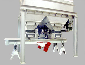 Kraus Weighing and Batching System